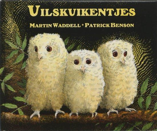Boek cover Uilskuikentjes van Martin Waddell (Hardcover)