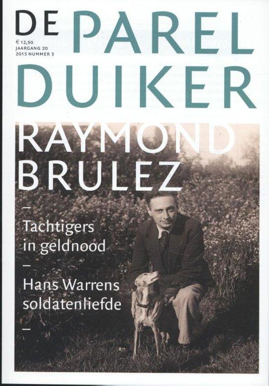 De Parelduiker 2015/3 Raymond Brulez - none pdf epub