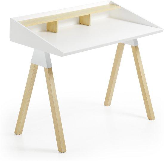 Bureau Scandinavisch Design.Bol Com Kave Home Stick Bureau Scandinavisch Design