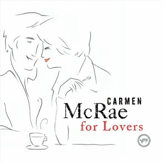 Carmen Mcrae For Lovers