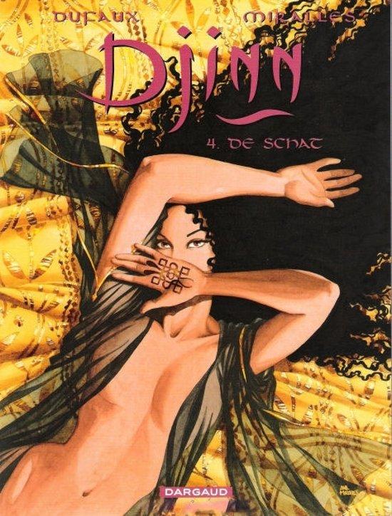Djinn 04. de schat (herdruk)