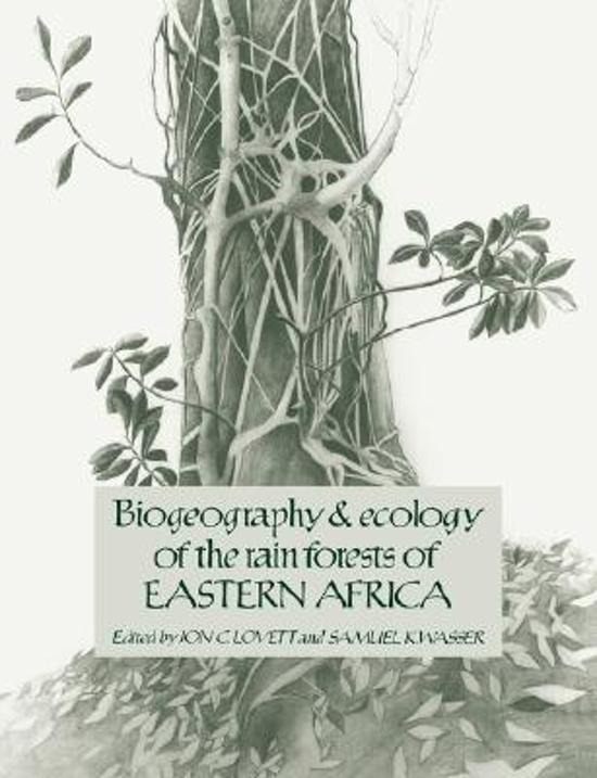 an introduction to the ecology of a rain forest Fundamentals of biology ecology i basic concepts a ecology: the study of the relationships between organisms and their environments b biosphere: the portion of the earth that is capable of supporting life.