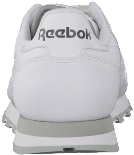 Men Cl Maat Reebok Lthr Wit 45 Heren Sneakers gHgxYI