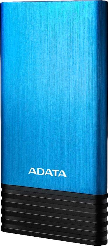 ADATA X7000 Lithium-Polymeer (LiPo) 7000mAh Zwart, Blauw powerbank