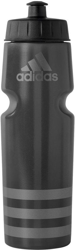 adidas Bidon - zwart - grijs