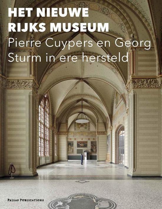 bol.com   Het nieuwe Rijksmuseum   9789085550747   Boeken