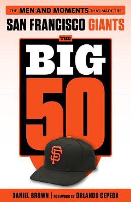 Afbeelding van The Big 50 -- San Francisco Giants