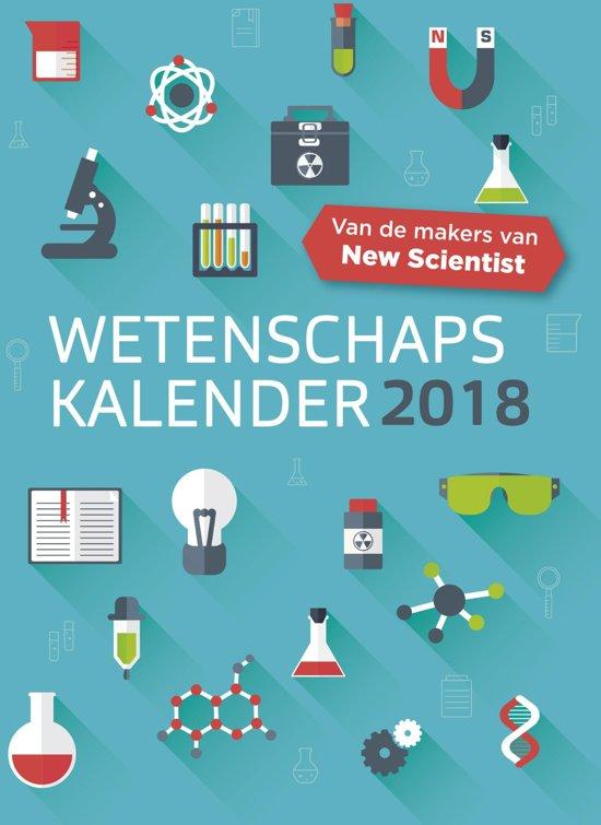 Wetenschapskalender 2018