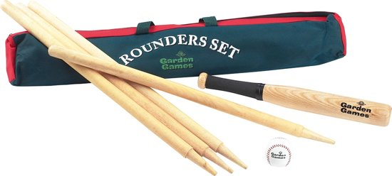 Garden Games Rounders Set - Softbal