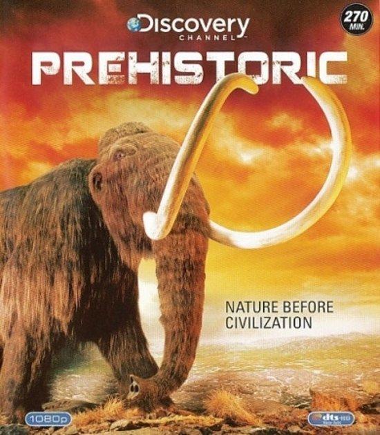 Cover van de film 'Prehistoric'