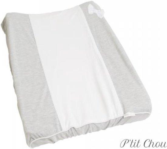 Poofi - Aankleedkussenhoes 50x70cm - Roze/Lila