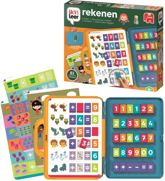 Thumbnail van een extra afbeelding van het spel Ik Leer Rekenen - Nieuwe Versie 2017