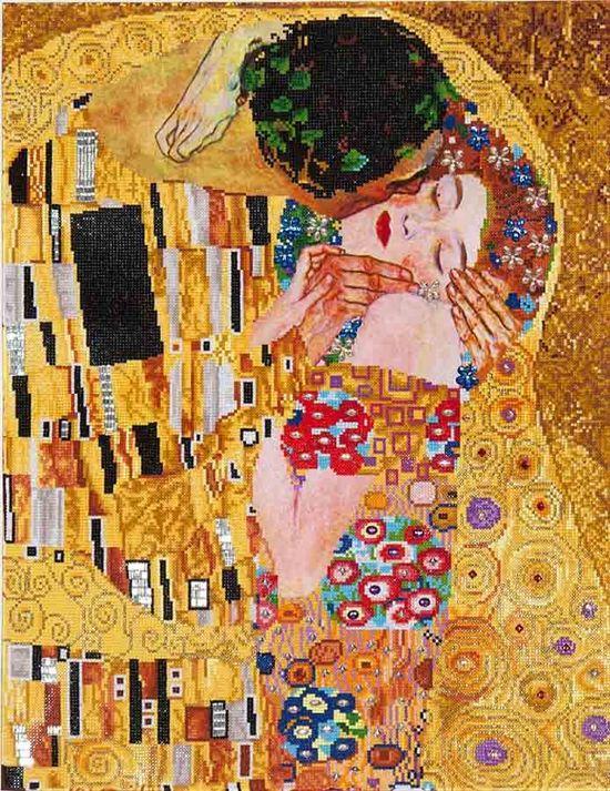 Diamond Painting Klimt The Kiss
