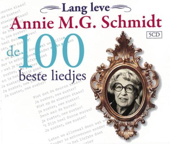 Lang leve annie m.g. schmidt