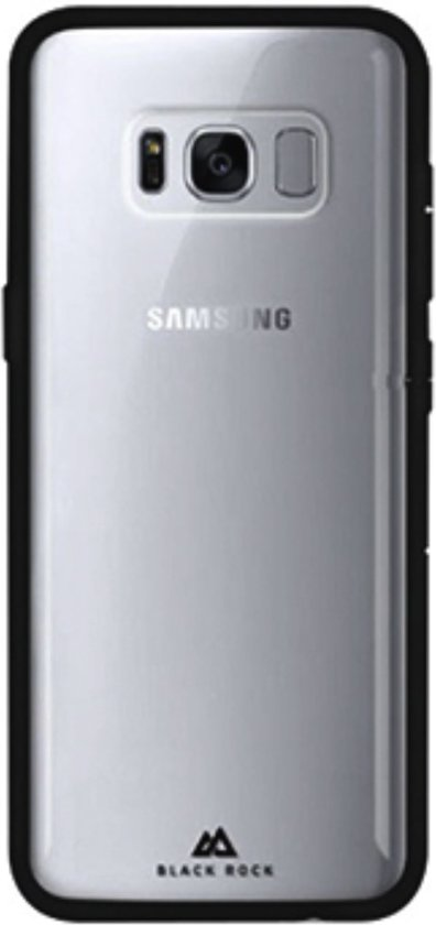 Black Rock Cover Nano - Hands Free - Geschikt voor Galaxy S8 Plus zwart