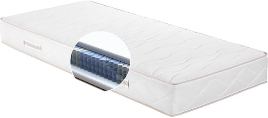 Beter Bed Select pocketveermatras Gold Pocket deluxe Visco