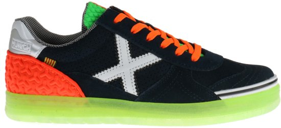 Munich 1510978 G 3 Sneakers Blauw Oranje Globos 'Giftfinder    München 1510978 G 3 Sneakers Blauw Oranje   title=  f70a7299370ce867c5dd2f4a82c1f4c2     Globos' Giftfinder
