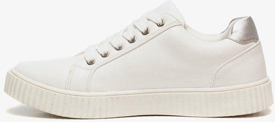 Blue Box Dames Sneakers - Wit Maat 38 PoM8xj3B