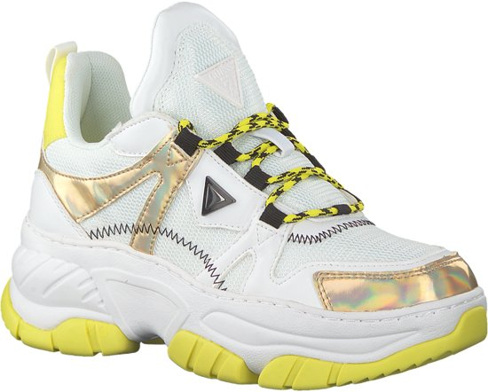 Maat Blushy2Neon Dames Guess Sneakers 36 Nnm80w