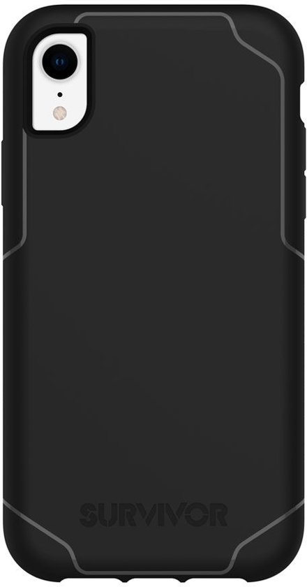 competitive price 4337a fda85 Griffin Survivor Strong Apple iPhone XR Black GIP-003-BLK