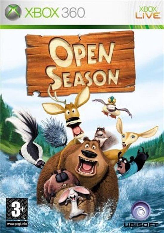 Open Season (Refurb) /X360