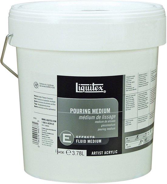 Liquitex Pouring medium 3,78 liter