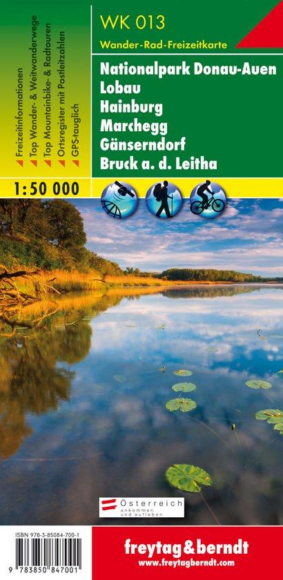 FB WK013 Nationalpark Donau-Auen • Lobau • Hainburg • Marchegg • Gänserndorf • Bruck a,d, Leitha