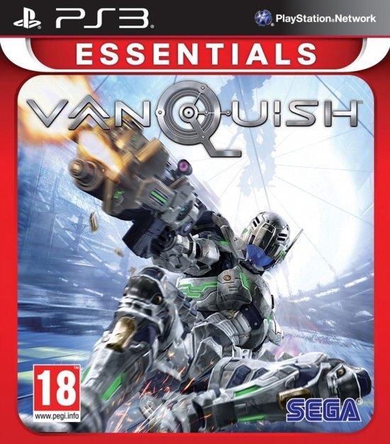 Vanquish Essentials (PS3)