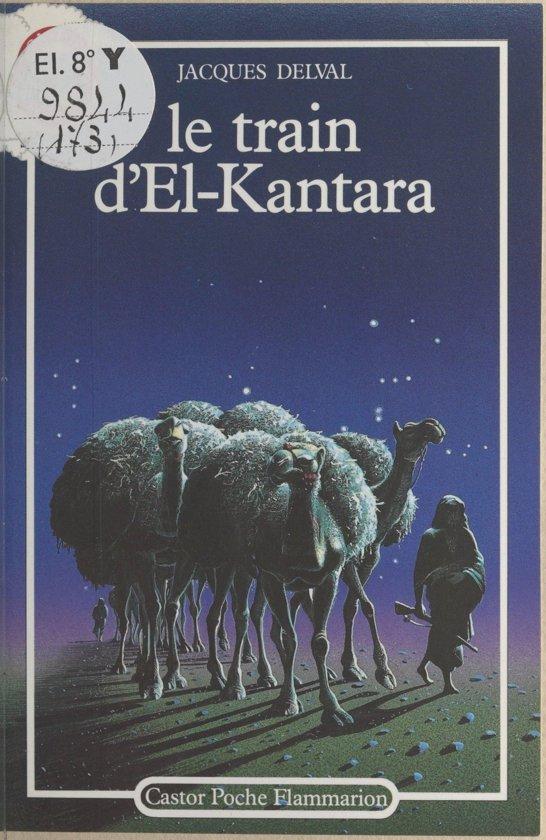 Le train d'El-Kantara