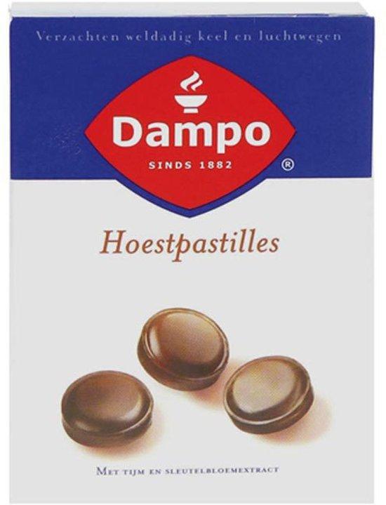 Dampo -  Hoestpastilles - 24 stuks