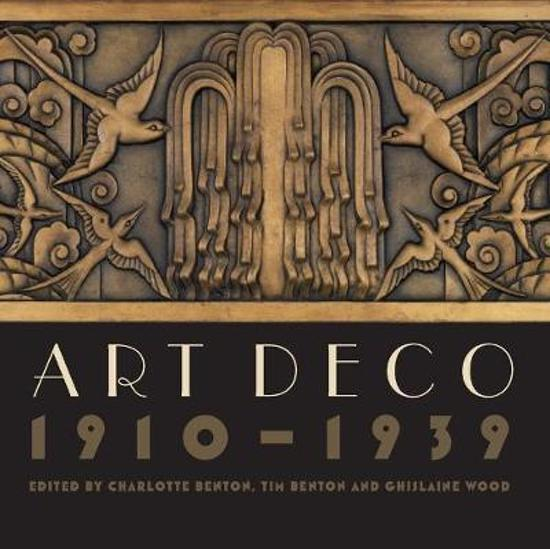 Art deco 1910 1939 charlotte benton tim for Art et decoration 1939