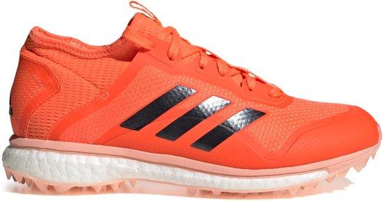 adidas Fabela X Hockeyschoenen Outdoor schoenen oranje 39 13
