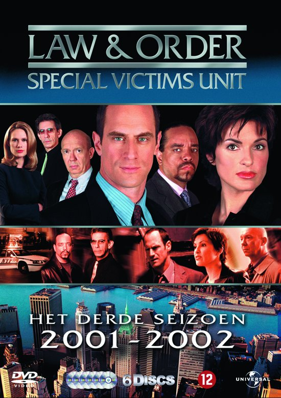 Law & Order: Special Victims Unit - Seizoen 3