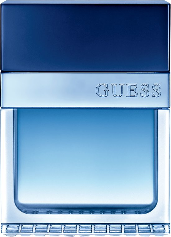 Guess Seductive Blue for Men Parfum - 100 ml - Eau de toilette