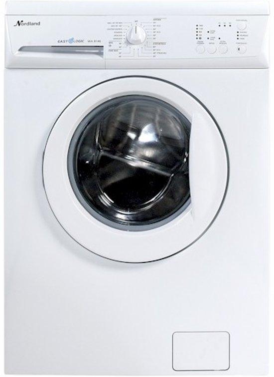 Nordland WA 8146 IMP wasmachine Vrijstaand Voorbelading Wit 6 kg 1400 RPM A+