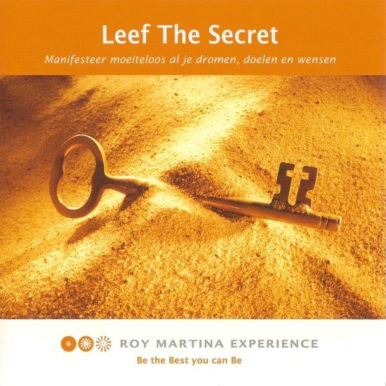 Boek cover Leef The Secret van Roy Martina (Onbekend)