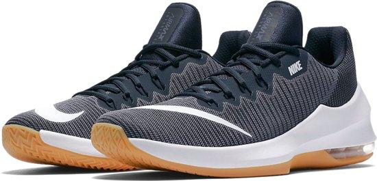reputable site 824c3 cbe08 bol.com | Nike Air Max Infuriate Sneakers Heren - grijs/wit - Maat 42.5
