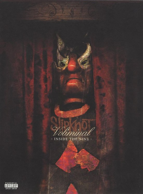 Afbeelding van Slipknot - Voliminal:Inside The Nine