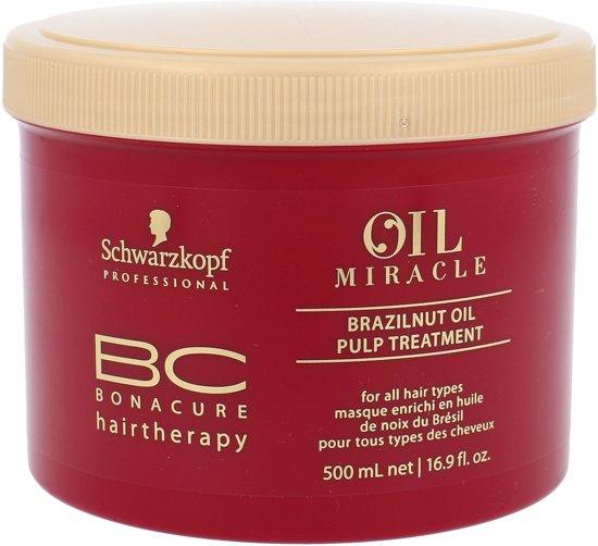 Schwarzkopf BC Oil Miracle Brazilnut Pulp Treatment 500ml