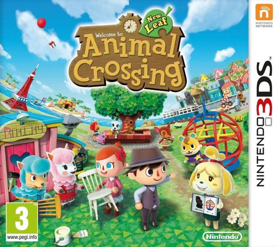 Animal Crossing: New Leaf - 2DS + 3DS