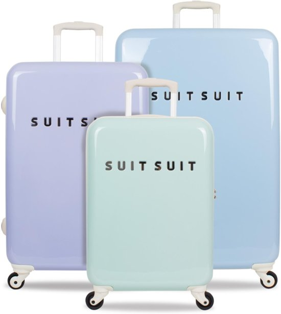 fabulous fifties matrix Our fabulous fifties collection is inspired by the beautiful retro shapes and  unique colors of these 50s simply a must-have luggage set for all you  fashionable.