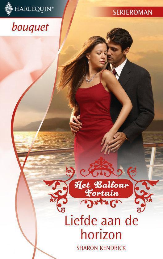 Cover van het boek 'Harlequin Bouquet 3208 - Liefde Aan De Horizon' van Sharon Kendrick
