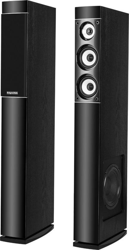 Krüger & Matz KM0501 - Passieve 2.0 luidsprekers