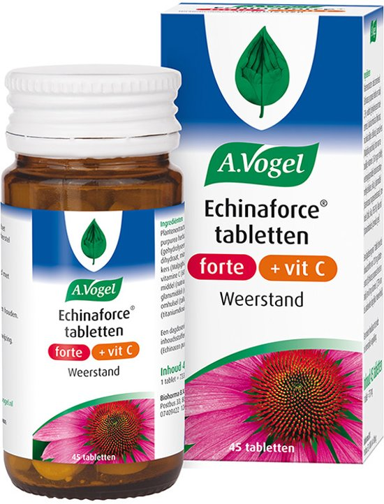 A. Vogel Echinaforce forte + vitamine C  45 Tabletten
