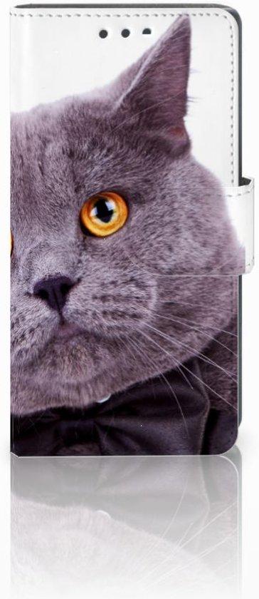 Sony Xperia X Compact Uniek Design Cover Kat in Wortegem-Petegem