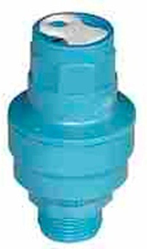 Waterslot Inst, Tot 40 Li, Plieger Label Gri