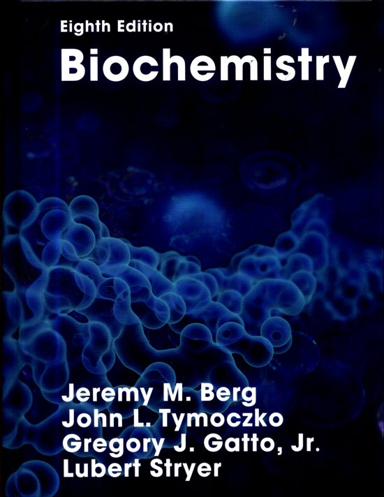 Lubert Stryer Biochemistry 7th Edition Pdf