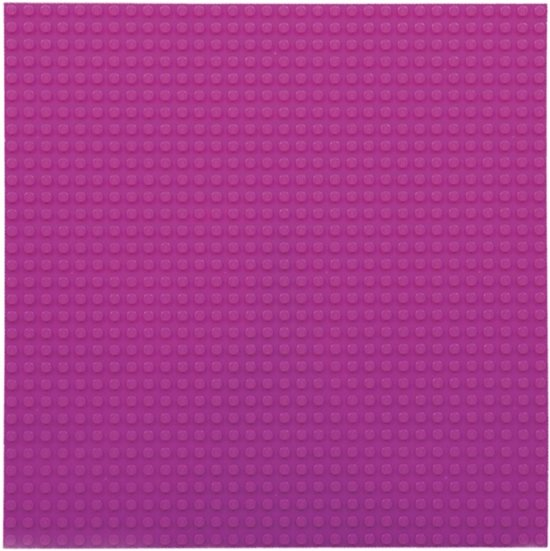 Strictly BRIKS LBP32MA Bouwplaat 32x32 Magenta