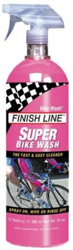 Finish Line Super Bike Wash - 1 Liter - Met Sproeikop