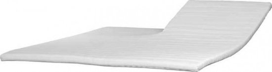 Splittopper – Splitdekmatras Comfortfoam 160x200